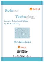 ROTOCAV Broschüre: Die Homogenisierung