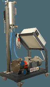 Hydrodynamischer Kavitator ROTOCAV - Laboreinheit