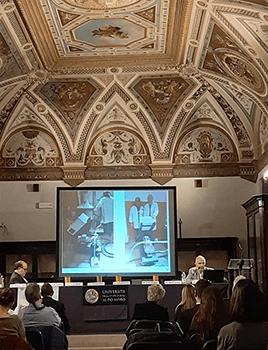ROTOCAV cavitatore idrodinamico a GENP2018