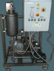 E-PIC S.r.l. - Impianto pilota di cavitazione idrodinamica